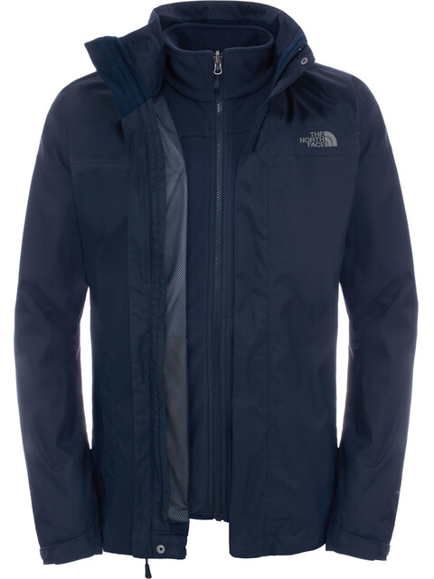 """The North Face M's Evolve II Triclimate Jacket Urban Navy"""